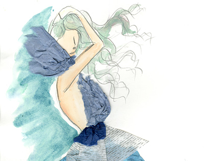 Fashion Illustration Projects