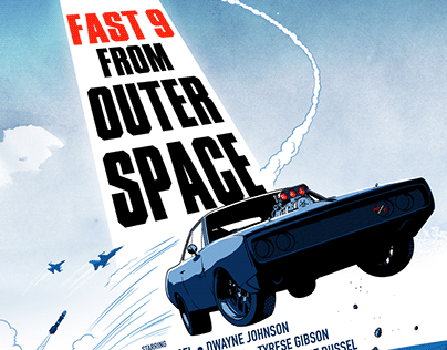 Fast 9 from Outer Space