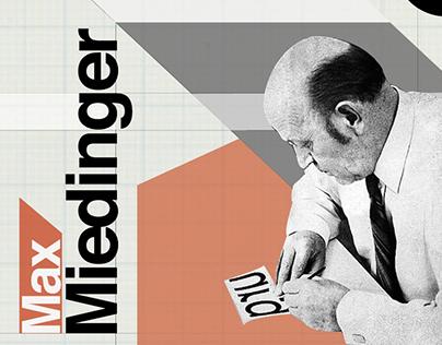 Infografía Max Heidenger