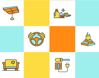 Icon Design - Ramukaka.com