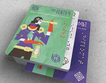 Exilium Card Game
