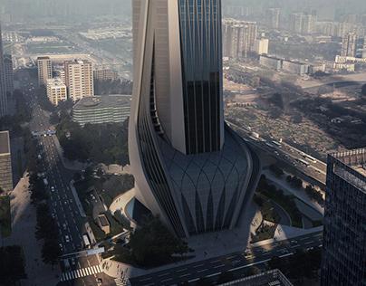 Lotus Tower