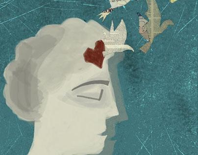 Carta al amor de mi vida // Poster // 2014