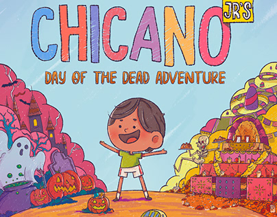 Chicano Jr´s Day of the Dead ADventure