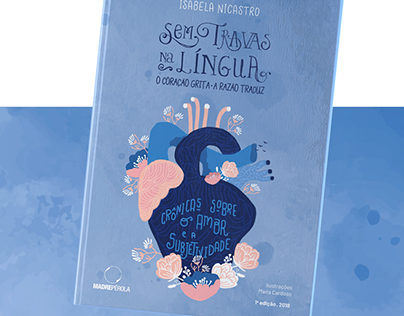 Sem Travas na Língua . Ilustração e Editorial