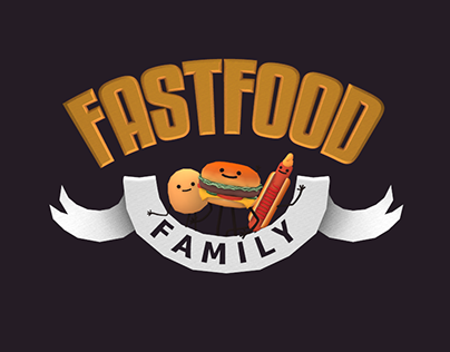 FASTFOOD FAMILY - GIFS