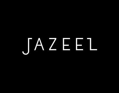 VISUAL IDENTITY - JAZEEL STUDIO