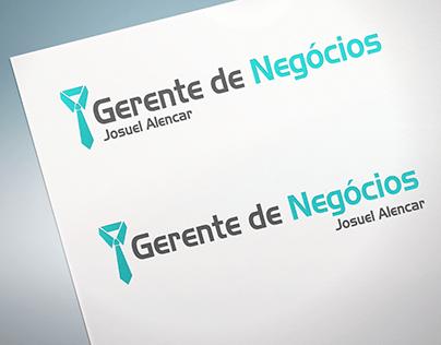Logotipo criada para Gerente de Negócios