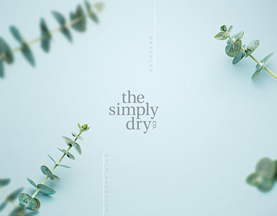 Eco-friendly hair products branding
