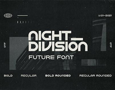 Night Division byClint English