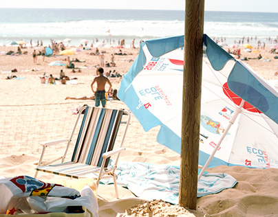 Un été à la plage