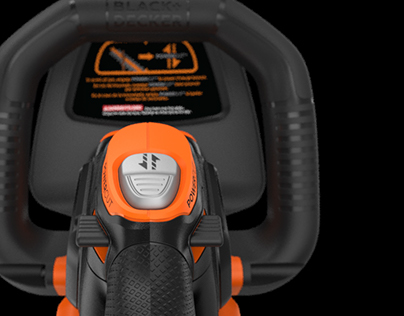 Black and Decker Hedgetrimmers