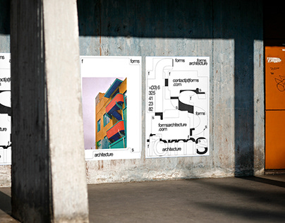Forms ( Visual Identity Researches )