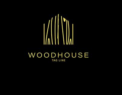 WOOD HOUSE LOGO