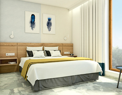Seaside hotel concept design _ 2019