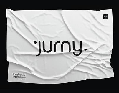 Jurny |Branding