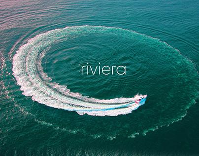 Riviera Brand identity