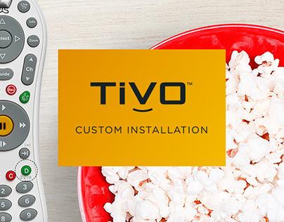 TiVo Custom Installation Rebrand