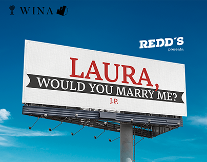REDD'S - THE UNEXPECTED PROPOSAL
