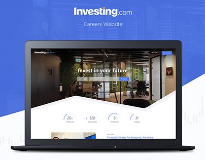 Investing.com Careers Website