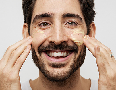 Homme, Natural Skincare Campaign / 2020