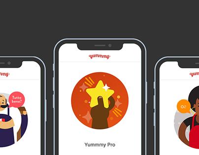 Yummmy ⏤ Illustrations