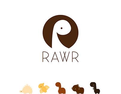 RAWR Branding & Packaging
