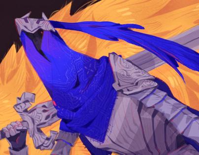 Fan art for Dark Souls