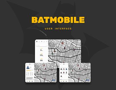 Batmobile UI