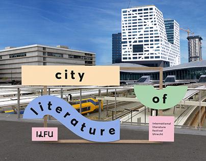 International Literature Festival Utrecht (ILFU)