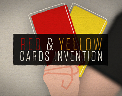 HISTORY IN 60(RED & YELLOW CARD)