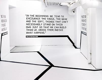 New Practices New York, Identity and Exhibition Design