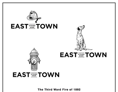 East Town Branding Concepts