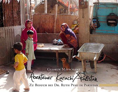 Abenteuer Karachi   Buch