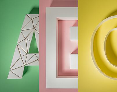 ABC Paper Crafts