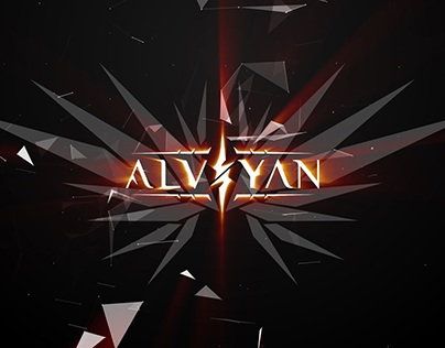Alviyan Logo Reveal (Animation)