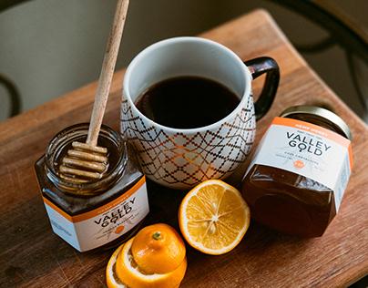 Valley Gold Honey