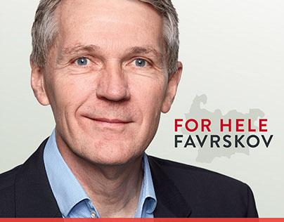 Kampagne: Borgmester for hele Favrskov