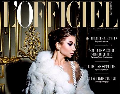 L'Officiel Azerbaijan, Winter Issue 2016