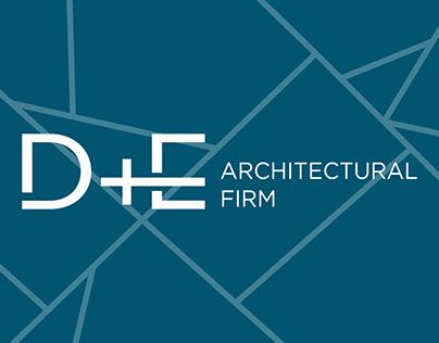 D+E Architectural Firm | Social Media Design