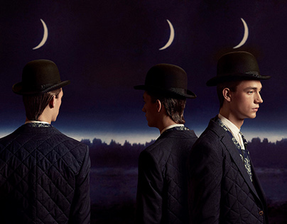 A Journey With Magritte