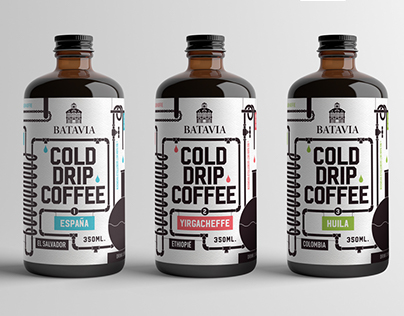 Batavia Cold Drip Coffee