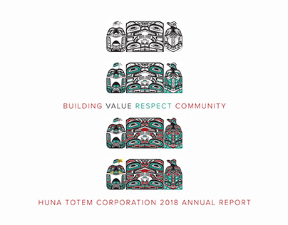 Huna Totem Corporation annual report