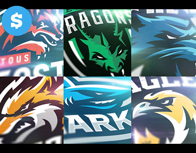 Collection of logos for sale part 2