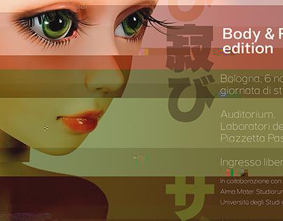 Wabi Sabi Cyber 5 — Body & Robot Edition