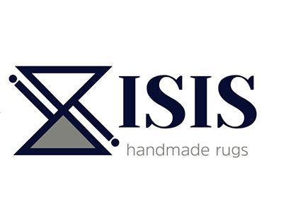 ISIS for handmade rugs branding
