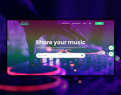 FAM - Website Design