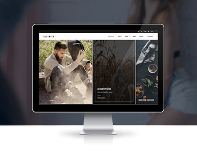 Bluebird Photography WordPress Theme