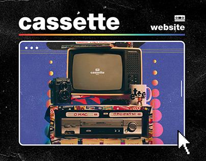 Cassette films website