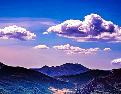 Picos de Europa - Clouds